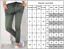 Womens Stretchy Skinny Jeggings Cotton Pants Slim Fit Casual Waist Wrap Trousers