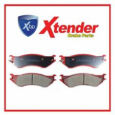 MD702 Front Brake Pad Semi-Metallic For Dodge Ram 1500 Ford Expedition F-150