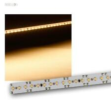 Alukern-Leiterplatte mit 66 SMD LEDs warmweiß 12V, Lichtleiste Lichtband 12 Volt