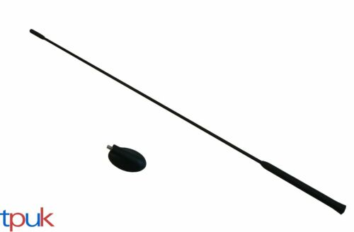 BRAND NEW ANTENNA AERIAL /& AERIAL BASE FORD FIESTA FUSION 2001 ON
