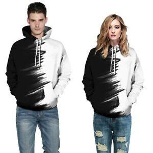 Mens-Womens-3D-Print-Hoodie-Hooded-Jumper-Pullover-Sweatshirt-Tops-Graphic
