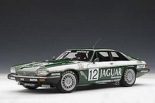 1 18 Autoart JAGUAR XJ-S Twr Racing Etcc Spa- Francorchamps 1984 Winner Heyer