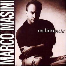 Marco Masini Malinconoia (1991) [CD]