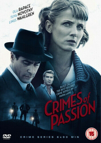 Crimes of Passion [Region 2] - DVD - New - Free Shipping.