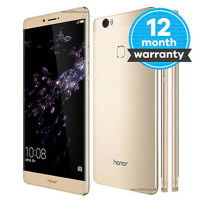 Samsung Galaxy Note 4 SM-N910F - 32GB - Gold (Unlocked) Smartphone Pristine (A)