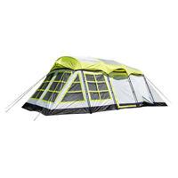 Tahoe Gear Glacier 14-person 3-season Cabin Tent + Rain Fly | Tgt-glacier-19-b on sale