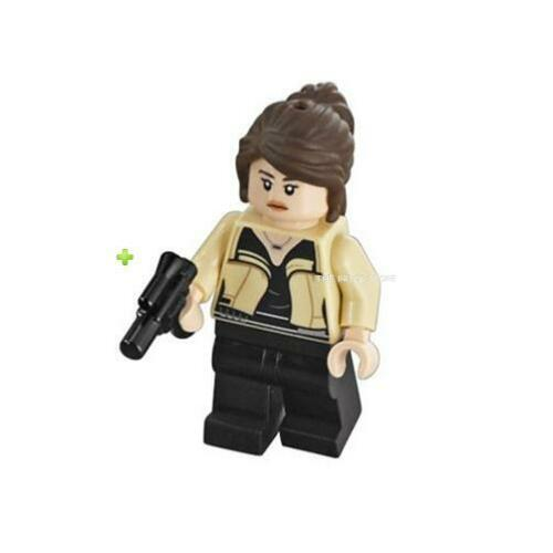 NEW QI/'RA FIGURE GIFT BESTPRICE LEGO STAR WARS FAST 75212-2018