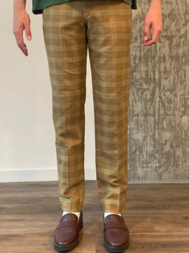 Vintage Fortrell Tweed Checkered Dress Pants Slack
