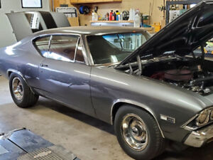For Sale: 1968 Chevelle SS