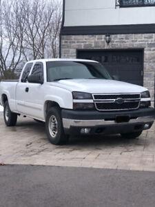 2006 Chevrolet Silverado 2500
