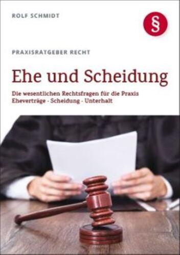 1 von 1 - Praxisratgeber Recht - Ehe und Scheidung