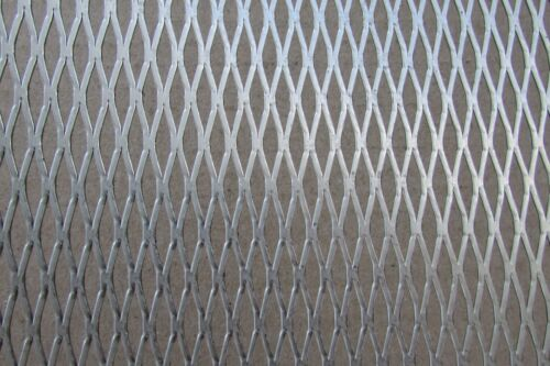 """1//4#--18 304 STAINLESS STEEL FLATTENED EXPANDED METAL  4/"""" X 6/"""""""
