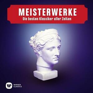 MEISTERWERKE-DIE-BESTEN-KLASSIKER-ALLER-ZEITEN-MOZART-BEETHOVEN-CD-NEW