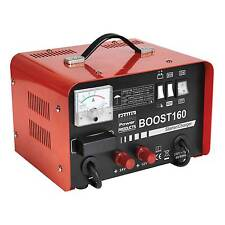 Sealey Car Battery Starter/Charger/Booster/Power 160/30Amp 12/24V 230V- BOOST160