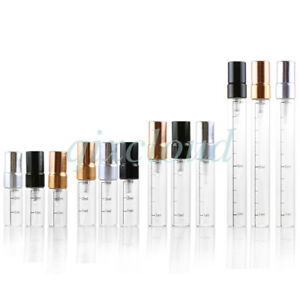 Refillable-3ml-5ml-10ml-Clear-Glass-Perfume-Pump-Spray-Bottles-Scent-with-Scale