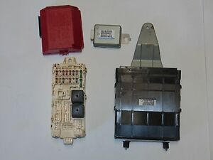 USED FUSE BOX & ECU 2.4 AUTOMATIC ECLIPSE PARTING OUT 5 ECLIPSE'S | eBayeBay