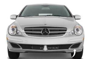 Neuf Véritable Mercedes R251 Avant Pare-Choc Léger Housse Bord Gauche