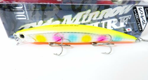 Duo Tide Minnow Surf 120 Color ABA0289 Chart Back Candy
