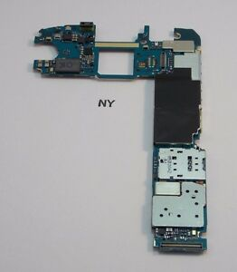 Working 32GB Motherboard Samsung Galaxy S6 SM-S906L TracFone
