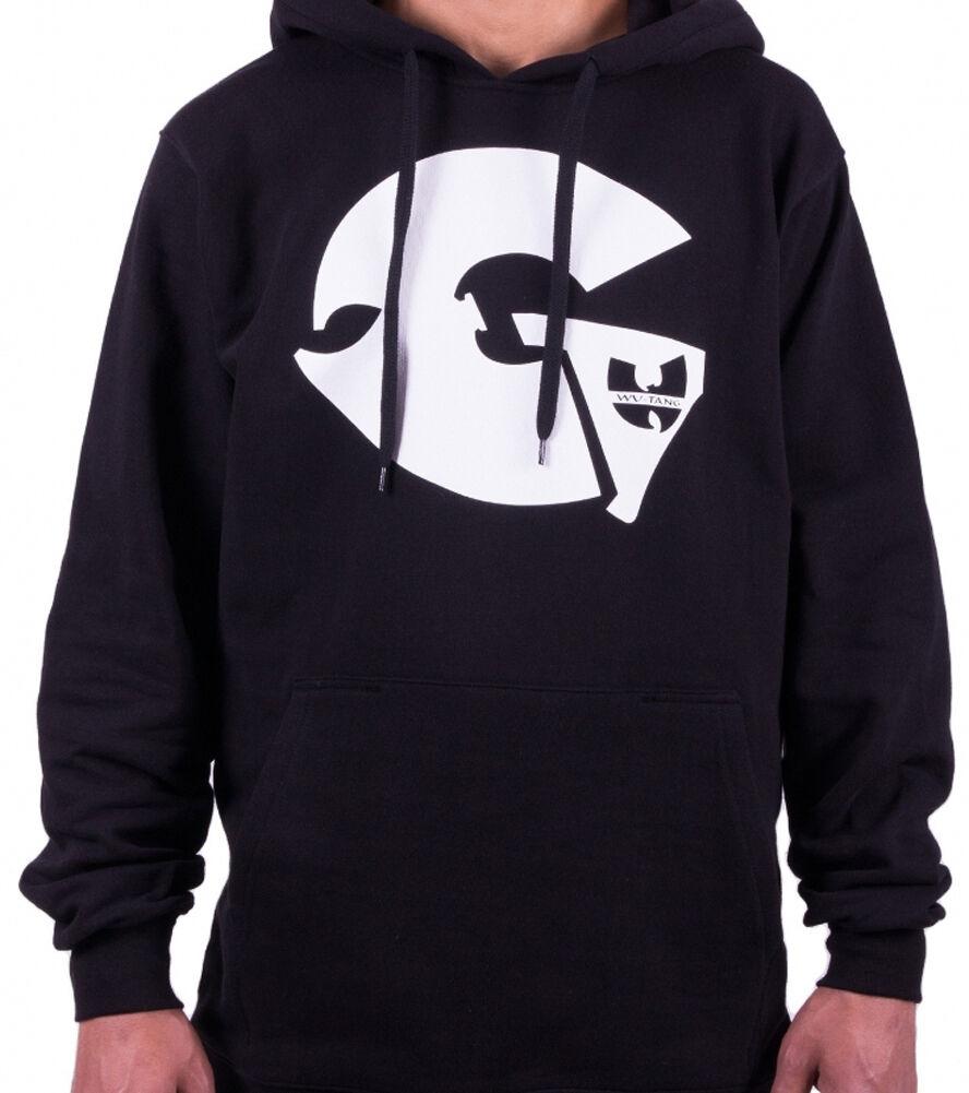 Wu-Wear Genius Gza Hoodie Wu-Tang Clan Wu Tang Kapuzenpullover Hoody Sweater NEW