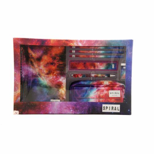 Premium Spiral Stationary Set Galaxy Interstellar S334 SPIRAL Stationary