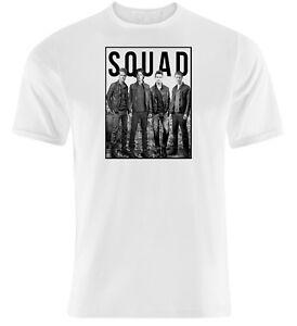 The-Vampire-Dairies-Squad-T-Shirt-Unisex-Men-039-s-amp-Ladies-White-T-Shirts