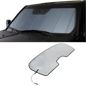 Reflective Windshield Sun Shade Visor Cover For Ford Mustang Coupe ... c23eb6ddd77