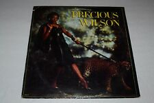 Precious Wilson~Self Titled LP~1986 Jive / RCA Records~Ian Hooton~FAST SHIPPING