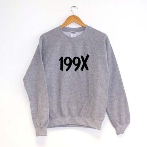 199XMAGLIONE//FELPA//MaglioneANNI 1990 anni/'90 KID Hipster