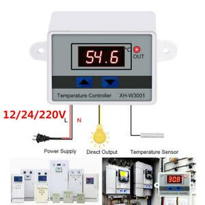 12V-24V-220V-Digital-LED-Temperature-Controller-Thermostat-Control-Switch-Probe