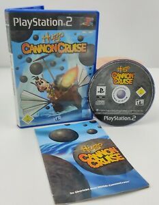 Hugo Cannon Cruise Original PlayStation 2 PS2 Spiel (Game) in OVP PAL CiB