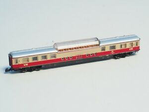 8738-Marklin-Z-TEE-Dome-Coach-DB-with-lighted-interior-No-box