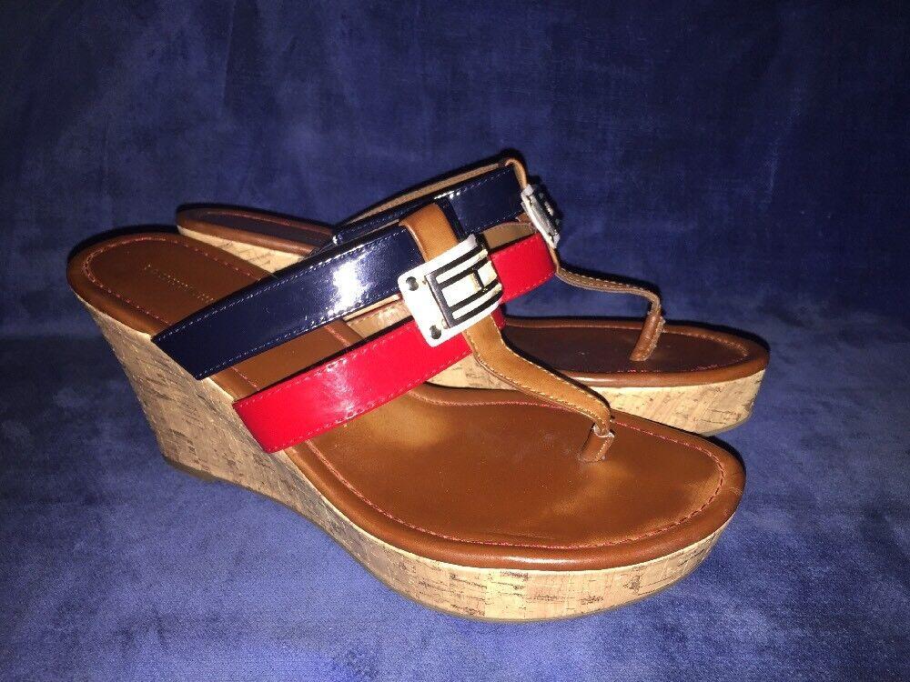 SALE @ TOMMY HILFIGER Mili Sandals Clogs Wedges H… - image 3