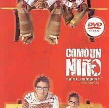 Como un Niño - Alex Campos y Misión Vida CD