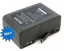 Axcom u-svlo - 230u-Alexa/red one-V-Mount Li-ion, 230wh, USB & LED, NUEVA/NEW