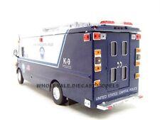 FREIGHTLINER MT-55 EMT K-9 POLICE 1:32 MODEL CAR BY UNIQUE REPLICAS 18533