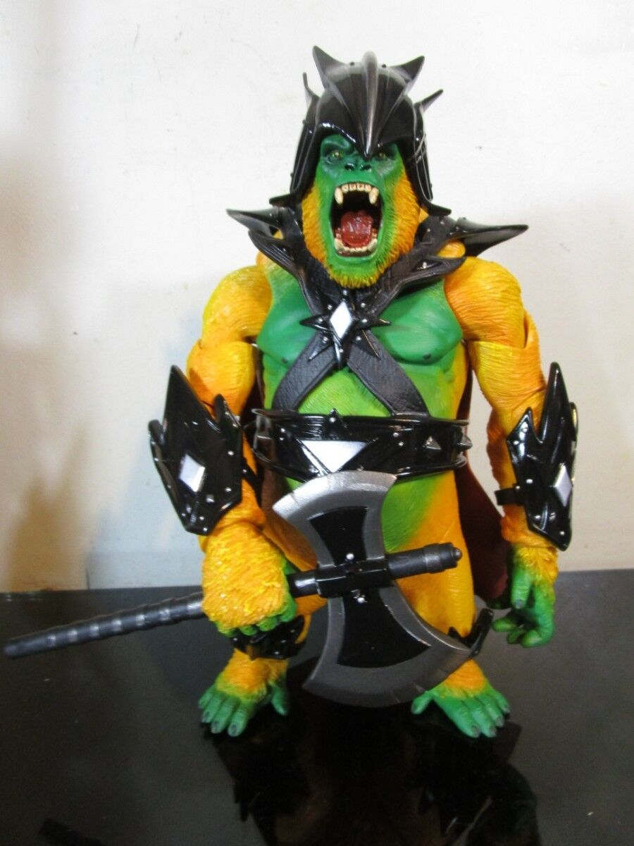 HeMan Masters of the Universe Classics Exclusive Action Figure Gygor loose ~