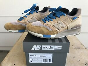 new style 7a6d0 a86c6 Details about New Balance 997 OG Kith nonnative OG Dune 7.5