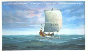 Irlande-viking Drakkar Neuf Sans Charnière -1864 - Viking Ships-afficher Le Titre D'origine
