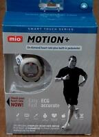 Mio Motion Smart Touch Series Heart Rate Pedometer - Brand In Box