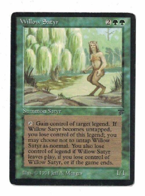 Willow satyr mtg englisch legenden mp
