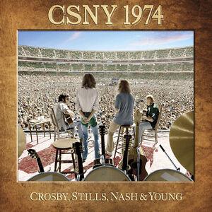 Crosby-Stills-Nash-amp-Young-Csny-1974-New-CD