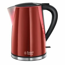 RUSSELL HOBBS 21401 MODE KETTLE, RED, 3000W, 1.7L  ***BRAND NEW***