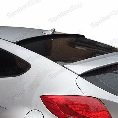 Rear Roof Spoiler Window Wing (Fits: Hyundai Veloster 2012-present) SpoilerKing