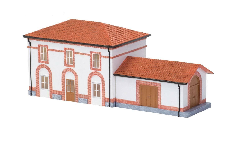 barato Hornby Rivarossi HC 8059 Stazione con magazzino magazzino magazzino merci  ++ Novita'  Los mejores precios y los estilos más frescos.