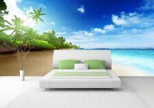 Fototapete Tapete Poster 240420FW Strand Meer Strand und Tropen