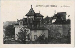 CPA Montignac-sur-Vezere - Le Chateau (1081537)