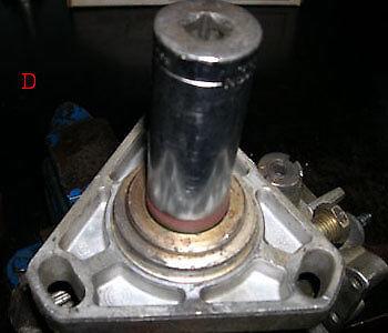 Dodge Cummins Case Injection Pump Gasket Kit Fits BoschVE Pumps 20mm Drive Sft