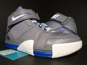 012 5 Royal White Lebron Cool Grey Ii star Red 309378 7 05 Zoom Nike 2 Blue All q1B66