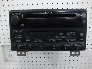 FORD-EXPLORER-AM-FM-CD-Player-1L2F-18C868-BB-02-03-04-05-Mountaineer